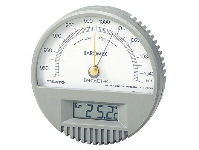 バロメックス気圧計