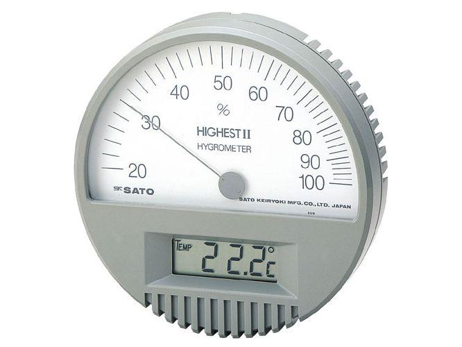 ハイエストⅡ型湿度計