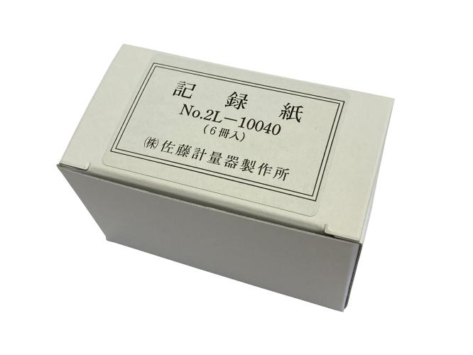 小型温度記録計LMMC-1用記録紙