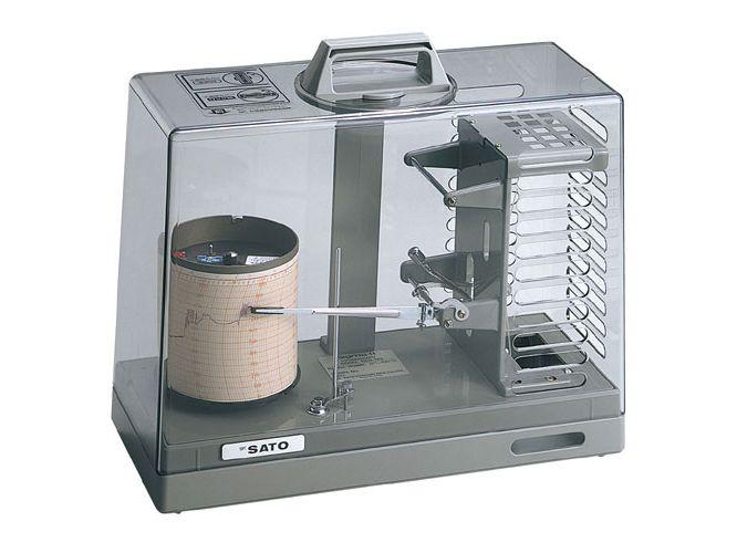 シグマⅡ型湿度記録計