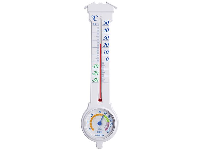 温湿度計ミルノEX