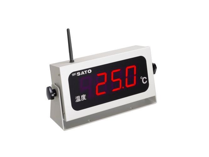 コードレス温度表示器