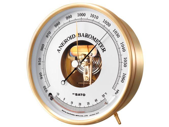 アネロイド気圧計