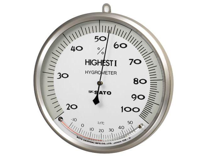 ハイエストⅠ型湿度計