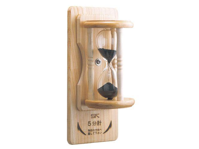 サウナ用砂時計