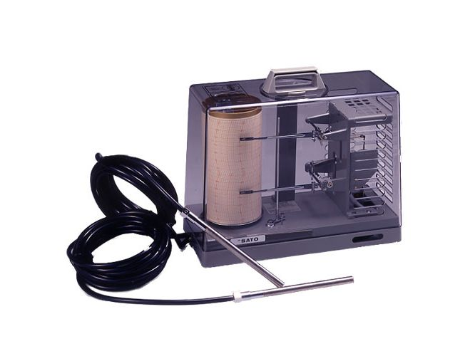 シグマⅡ型隔測式温度記録計