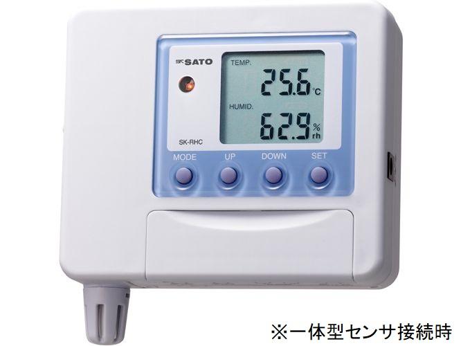 温湿度変換器(表示器)