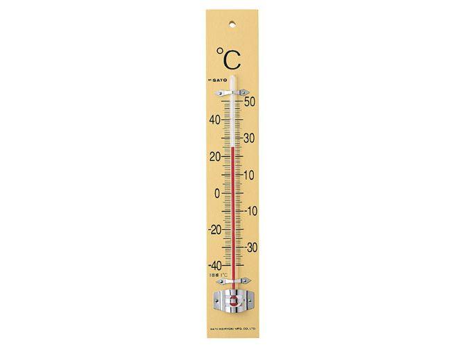 板付温度計(フック箱)