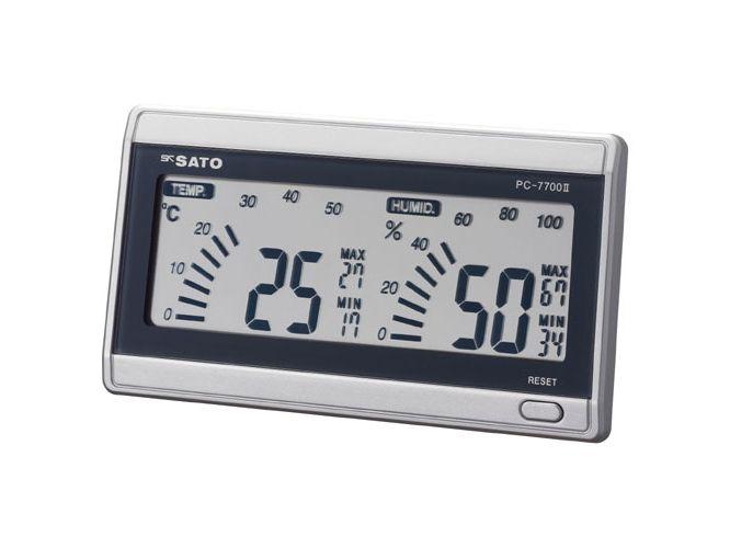 デジタル温湿度計 ルームナビ