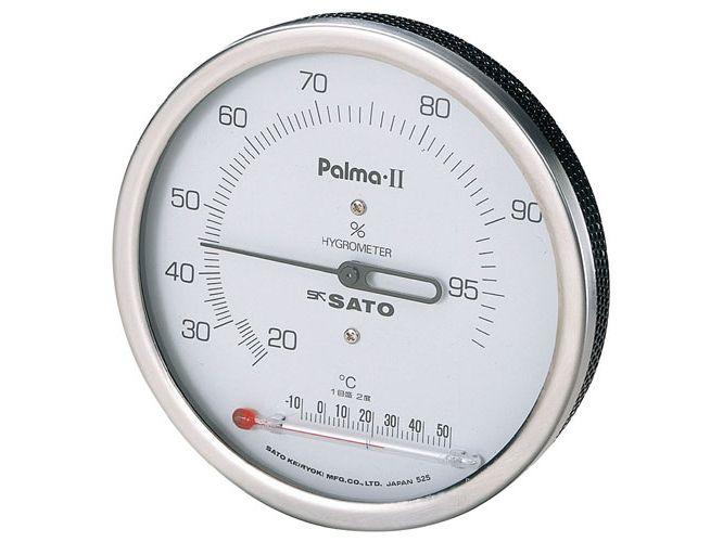 パルマ・Ⅱ型湿度計