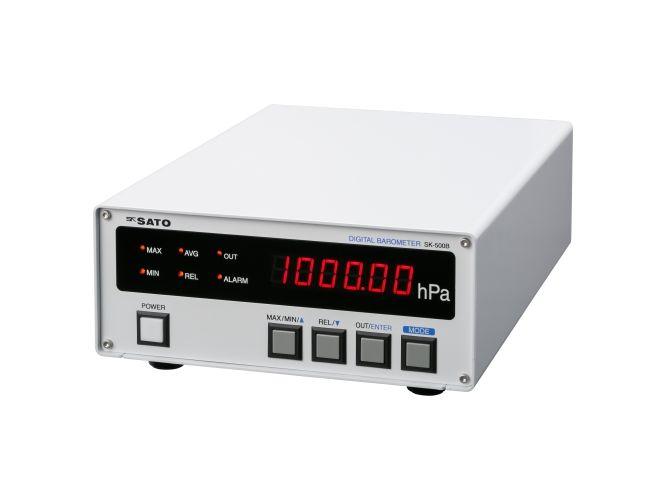 デジタル気圧計