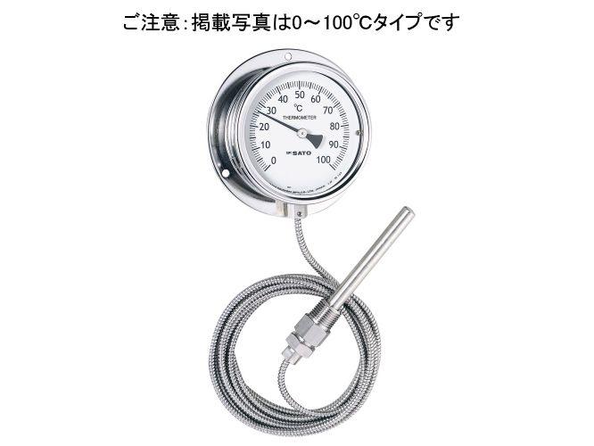 壁掛型隔測式温度計