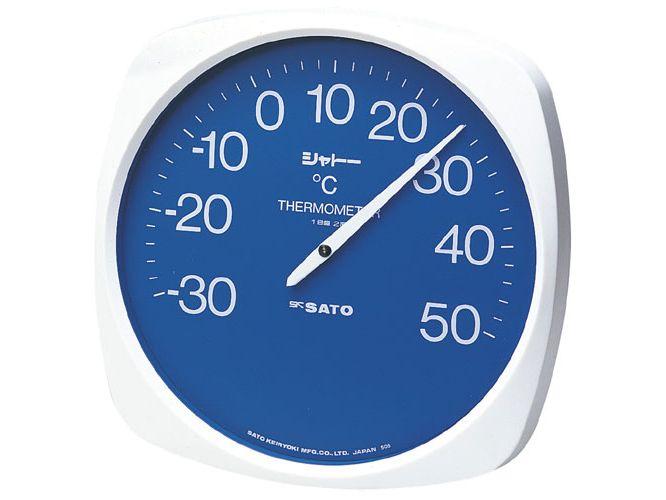 シャトー温度計
