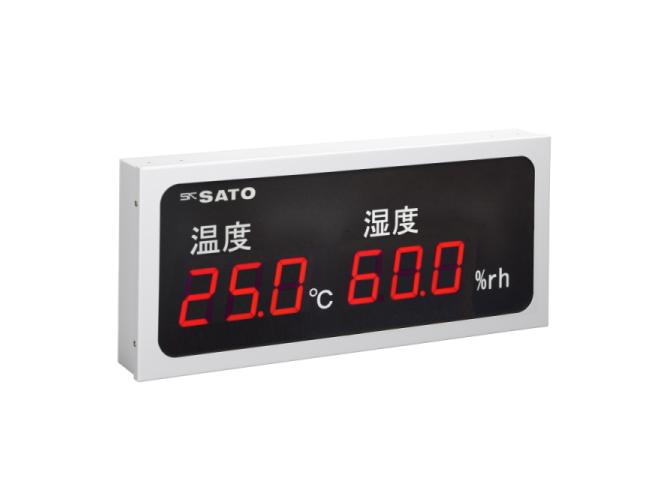 温湿度表示器