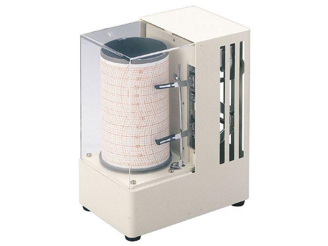 シグマミニキューブ温湿度記録計