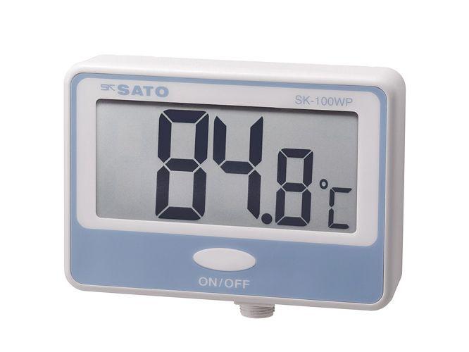 壁掛型防水デジタル温度計