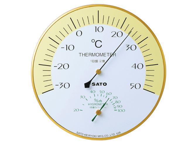 ハーモニー温湿度計