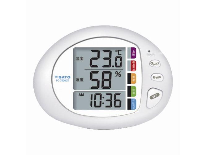 温湿度計(熱中症計付)