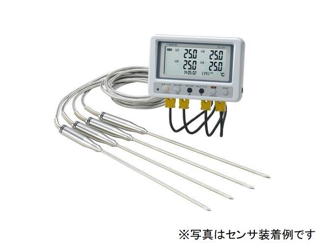 4ch温度ロガー