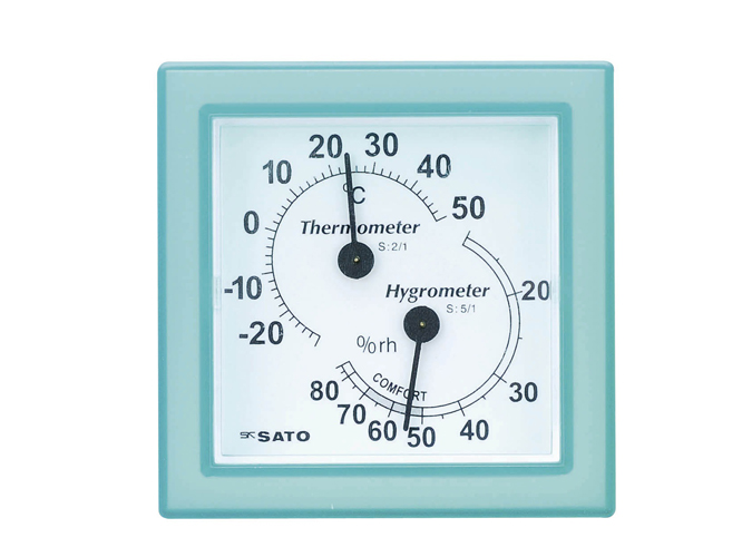 温湿度計ミニ