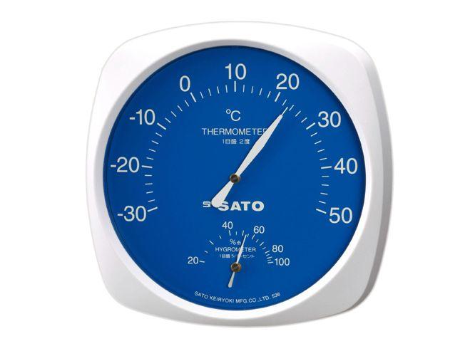 ファミリー温湿度計